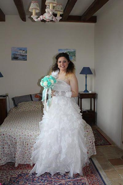 Vend belle robe de mariée