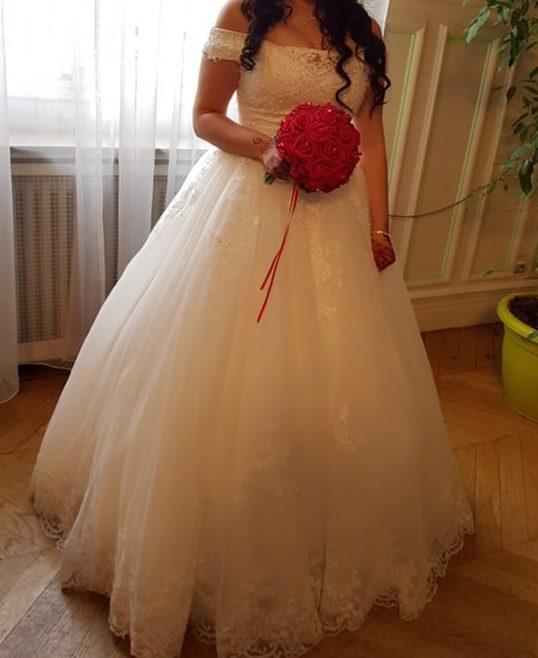 Très belle robe de mariée à vendre