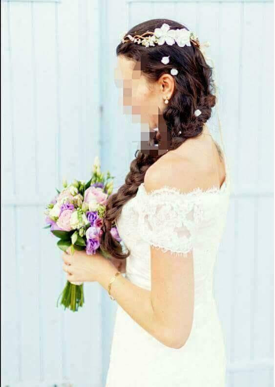 Robe dentelle Divina Sposa
