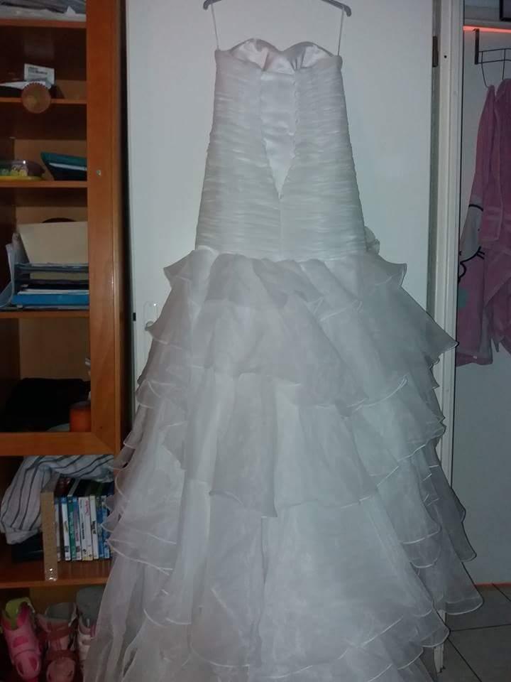 Vends magnifique robe de mariée
