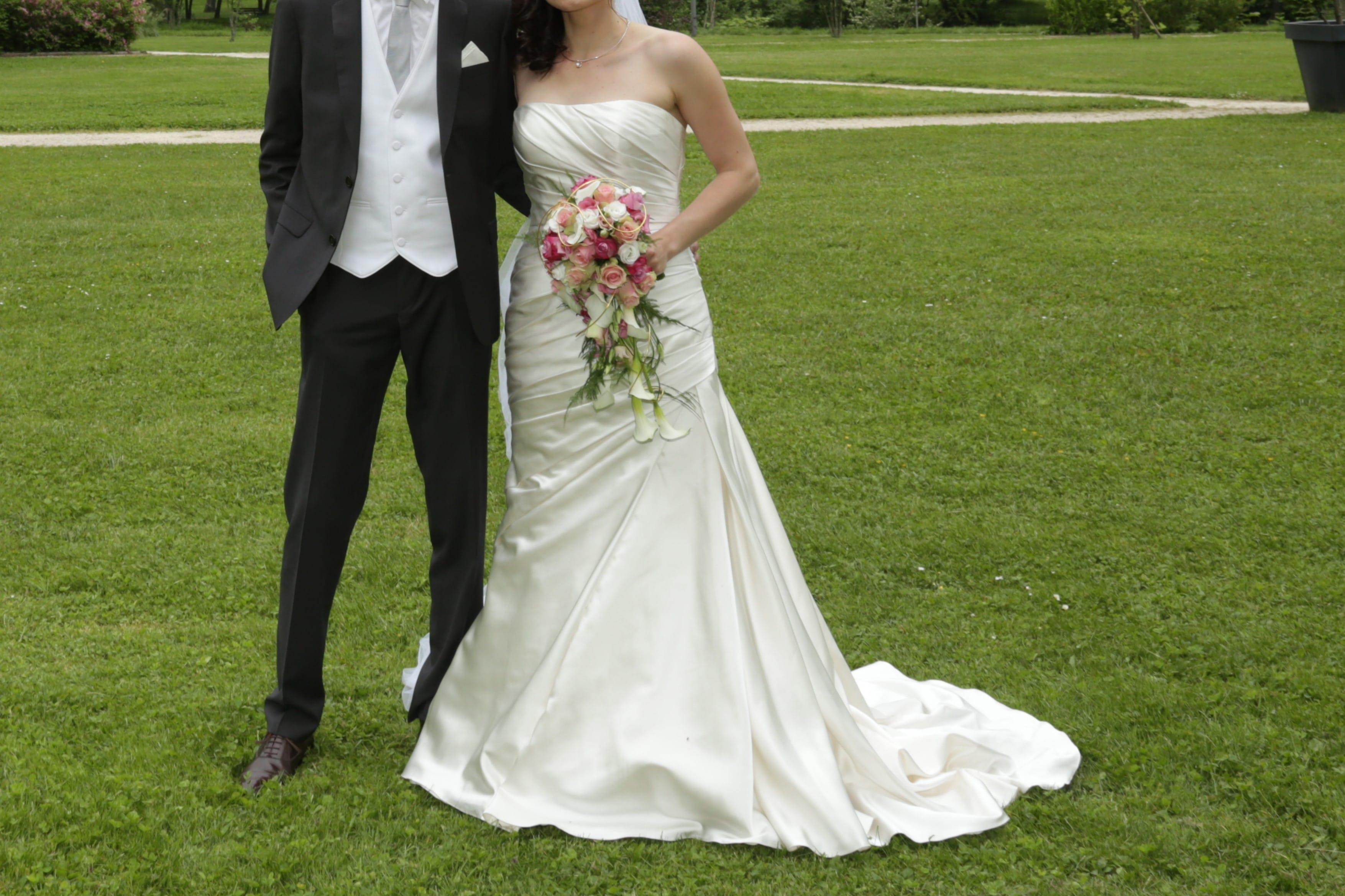 Robe de mariée Tigris White One