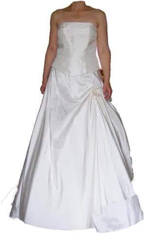 Robe de mariée Belgique, Ixelles