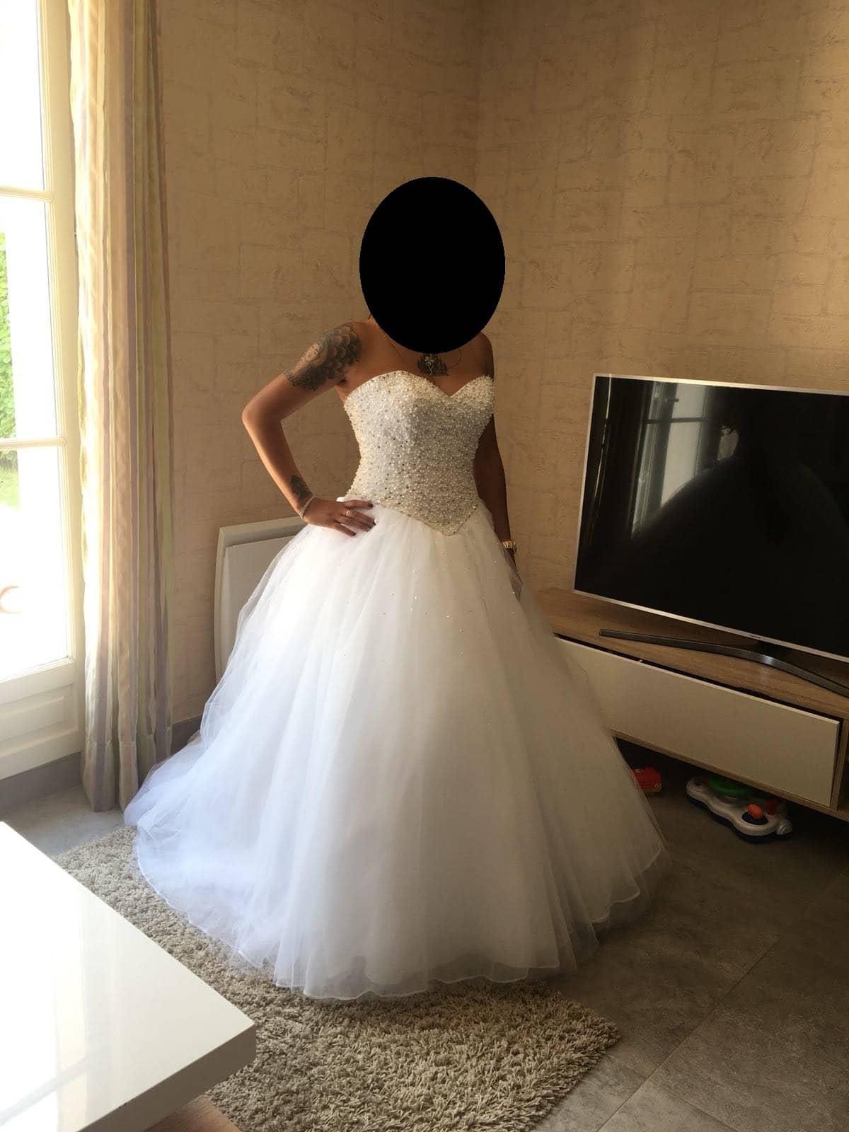Robe mariée MORI LEE