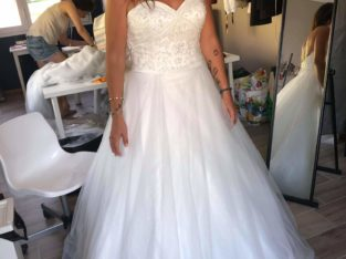 Robe de mariée neuve jamais portée