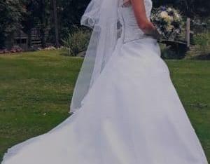 Robe de mariée T38/40