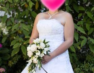 Robe de mariée princesse 38-44