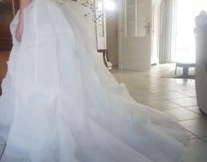 Robe de mariee taille 38