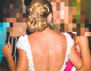 robe mariée taille 38