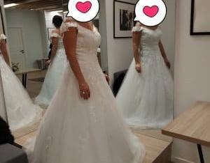 robe de mariage neuve