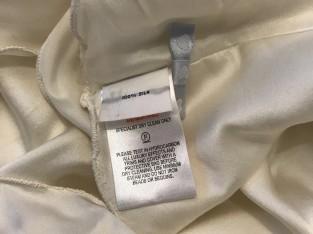 Robe de mariée longue en soie Jenny Packham