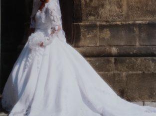 Robe de mariée Ormelle Point Mariage