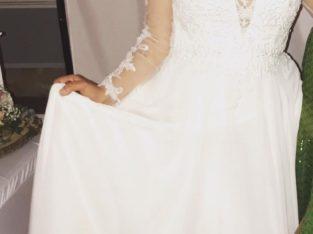 Robe de mariée Lillian West T42 parfait état