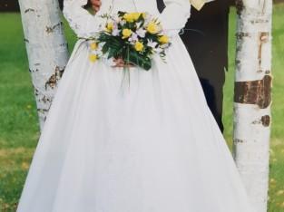 Robe de mariée taille 36