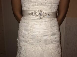 Robe de mariée Empire du mariage