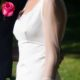 Robe de mariée sobre et élégante – état impeccable