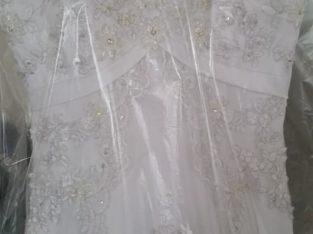 Robe mariée princesse sobre et élégante – …
