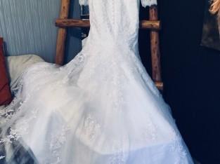 Belle robe neuve