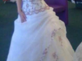 Robe de mariée point mariage neuve