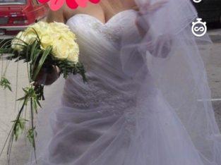 robe de mariée taille 42