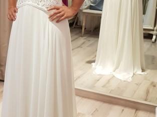 Robe de mariée, Mademoiselle O, T 38