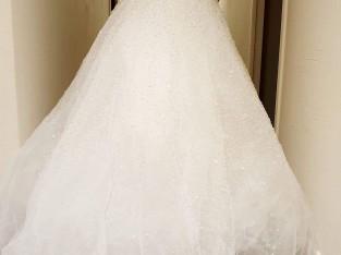 Robe mariée neuve Demetrios