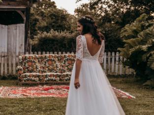 Robe bohème – Atelier Emilia