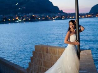 Magique robe de mariée
