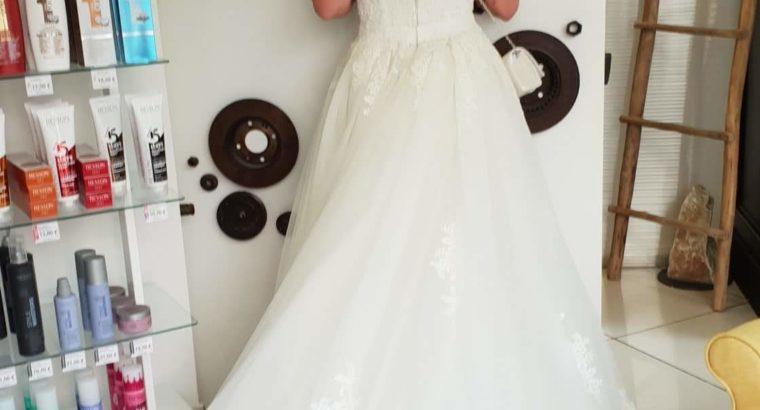 Magnifique robe amovible