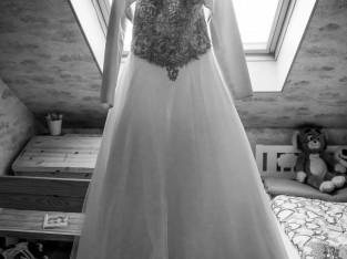 Robe style princesse