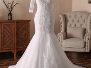 Magnifique robe sirène