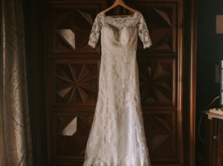 Robe de mariée White One
