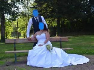 Robe de mariée T42/44