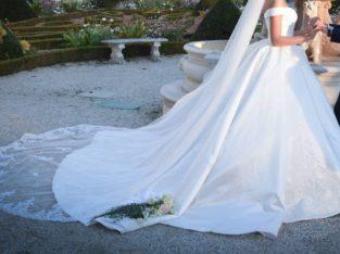 Robe de mariée princesse Taille 38-40