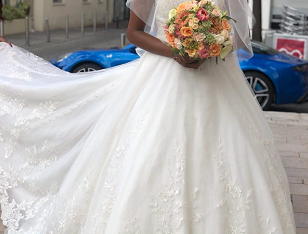 Robe de mariée Miss Kelly