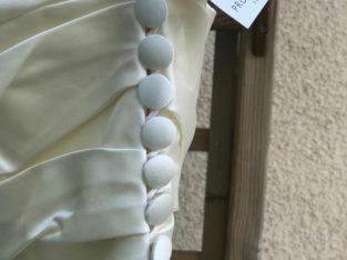 Longue robe bustier – toute neuve – avec ajustemen