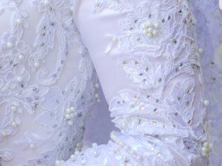 Robe mariée Demetrios neuve