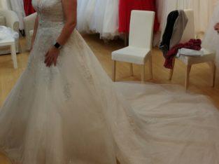Robe de mariée Zelia