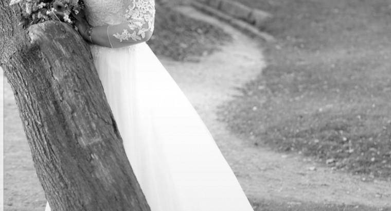 Robe de Mariée En tulle et dentelle – Demetrios