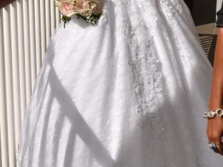 A vendre robe de mariee collection 2020
