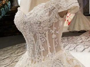 Robe de mariée Dubai