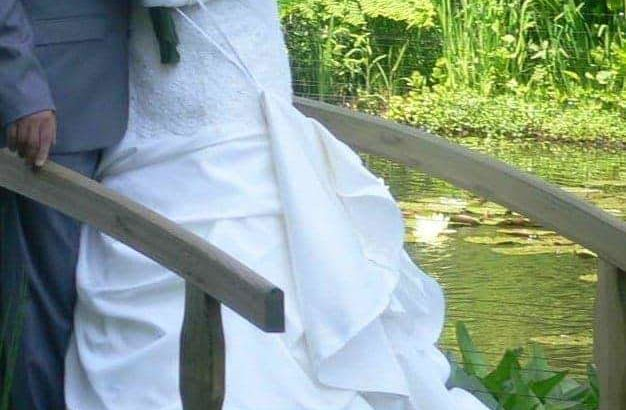 Robe bustier