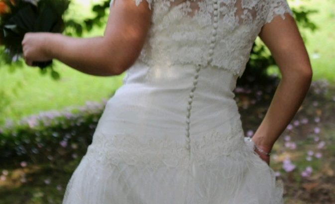 Robe de mariée Royale de Villais