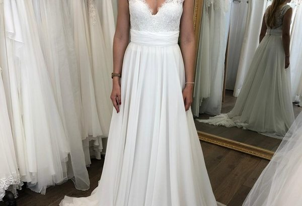 Robe de mariée Cymbeline 2019 – Neuve