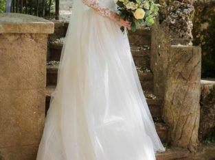 Robe de mariée – coupe Princesse