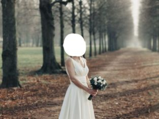 Robe de mariée, White one