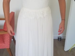 Robe longue Elodie Michaud