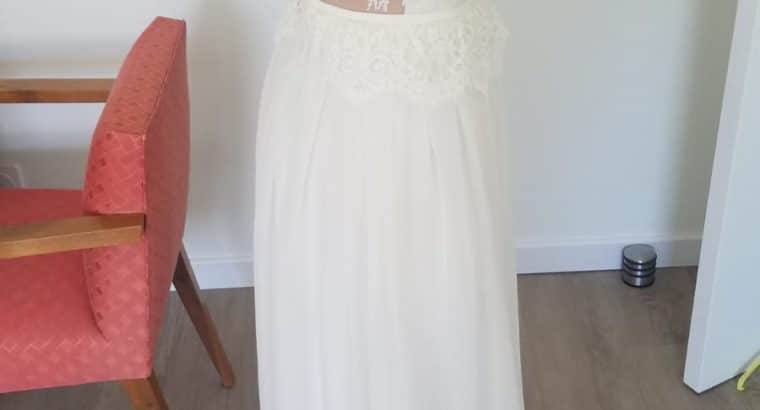 Robe longue Elodie Michaud