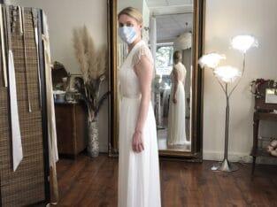 Magnifique robe Catherine Deane jamais portée T36