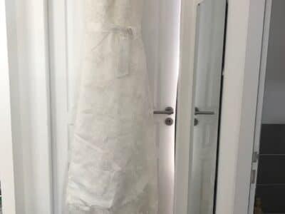 robe de mariée bohème chic jamais portée