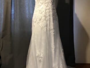 Robe de mariée non portée
